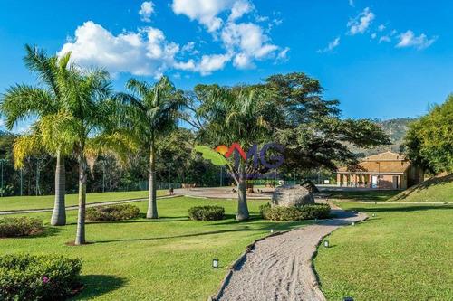 terreno residencial à venda, figueira garden, atibaia. - te0326