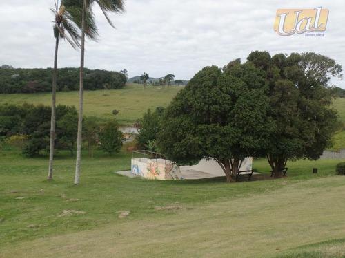 terreno residencial à venda, figueira garden, atibaia. - te0817