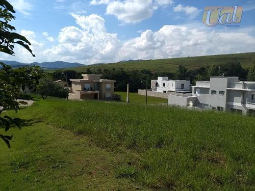 terreno residencial à venda, figueira garden, atibaia. - te0913