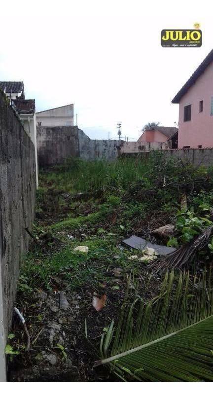 terreno residencial à venda, flórida mirim, mongaguá. - te0226