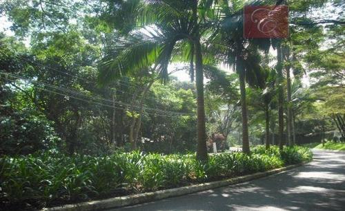 terreno  residencial à venda, forest hills, jandira. - te1007