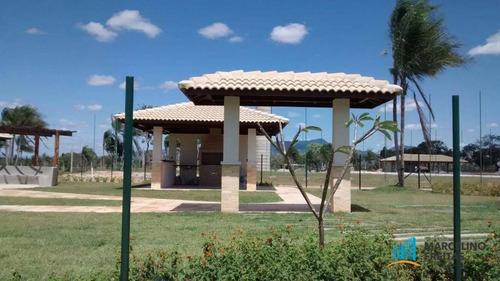 terreno residencial à venda, gereraú, pacatuba - te0088. - te0088