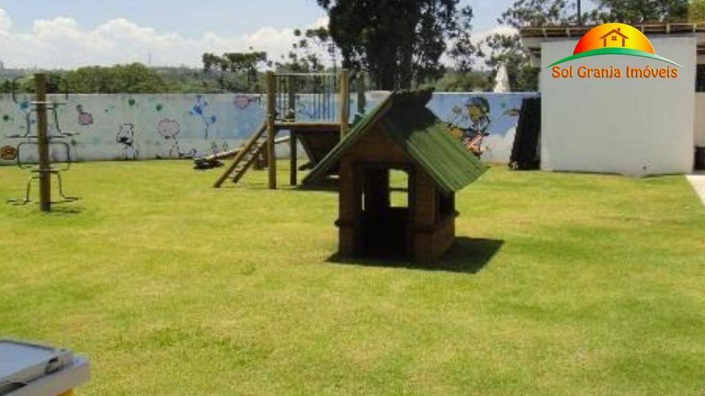 terreno residencial à venda, granja viana, - condomínio vintage - te0010