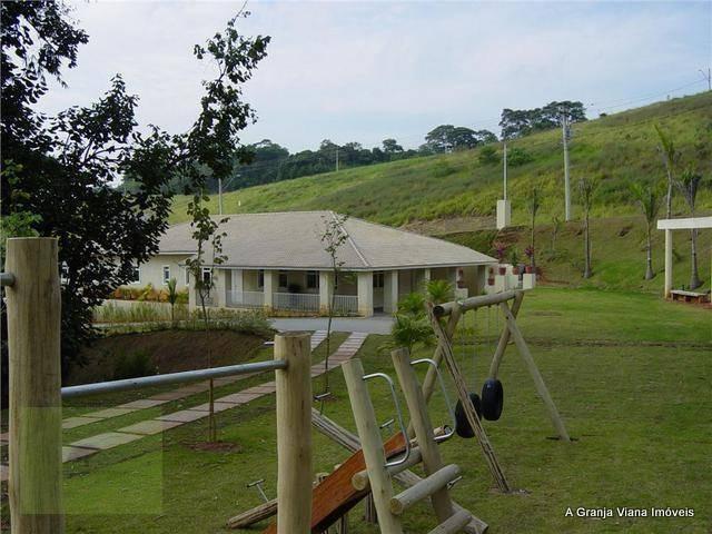 terreno residencial à venda, granja viana, cotia. - te0267