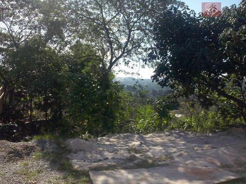 terreno  residencial à venda, granja viana ii, cotia. - te0812
