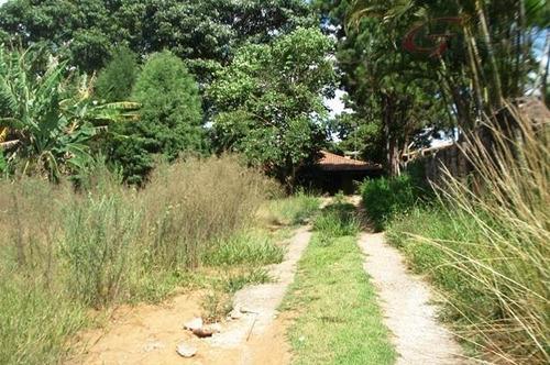 terreno residencial à venda, granja viana ii gleba 1 e 2, cotia. - te0204