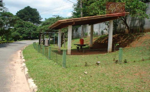 terreno residencial à venda, granja viana ii gleba 1 e 2, cotia. - te1009