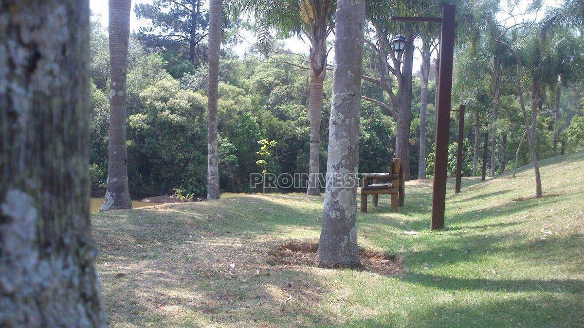 terreno residencial à venda, granja viana, parque das artes. - te7131