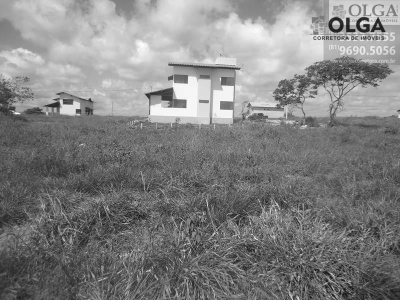 terreno residencial à venda, gravatá. - te0012