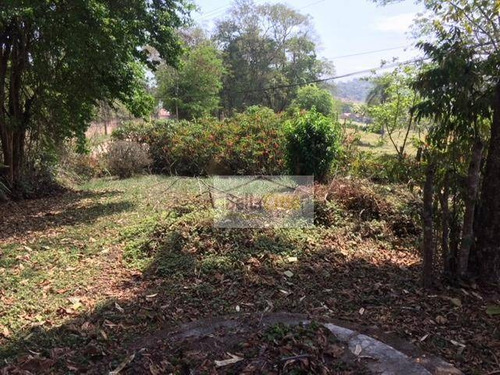terreno residencial à venda, guararema, guararema. - te0409