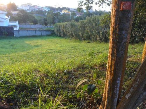 terreno residencial à venda, haras bela vista, vargem grande paulista - te0837. - te0837