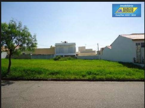 terreno  residencial à venda, horto florestal i, sorocaba. - te0347