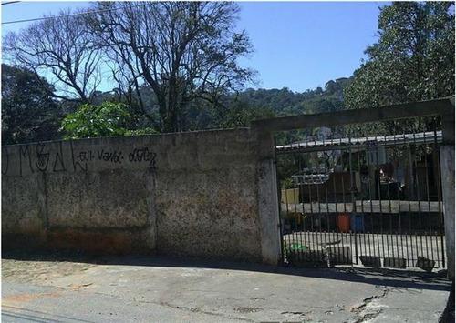 terreno residencial à venda, horto florestal, são paulo - te0011. - te0011