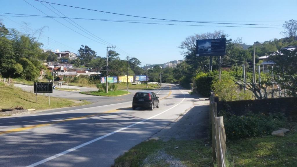 terreno residencial à venda, itacorubi, florianópolis. - te0692