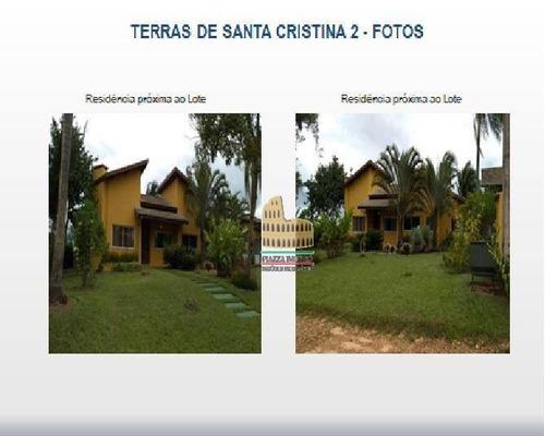 terreno residencial à venda, itaí, itaí. - te0049