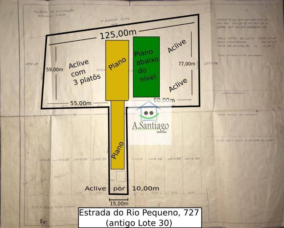 terreno residencial à venda, jacarepaguá, rio de janeiro. - te0011