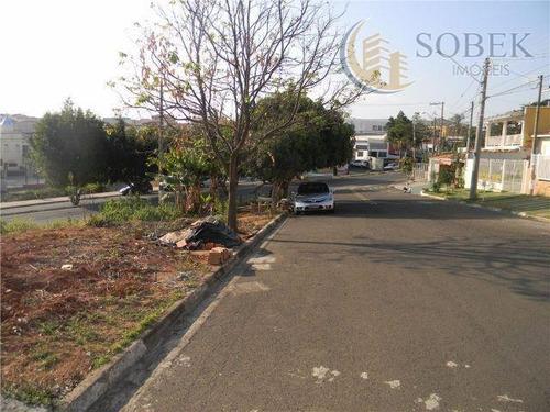 terreno residencial à venda, jardim alto da colina, valinhos. - te0056