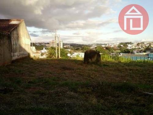 terreno residencial à venda, jardim américa, bragança paulista - te0172. - te0172