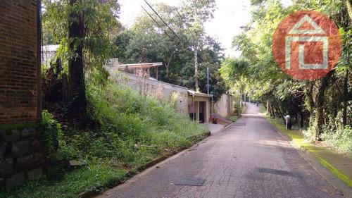 terreno residencial à venda, jardim américa, bragança paulista - te0713. - te0713