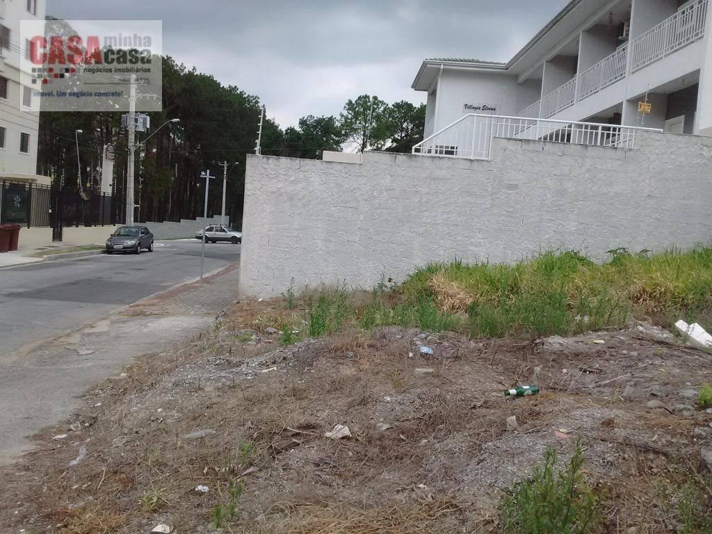 terreno residencial à venda, jardim américa, são josé dos campos. - te0040