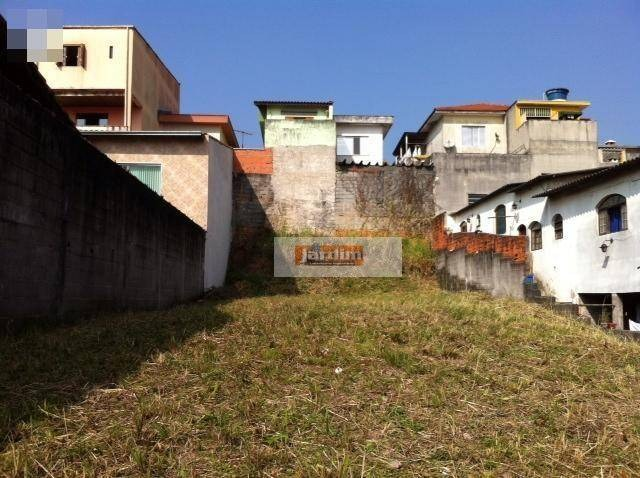 terreno residencial à venda, jardim andrea demarchi, são bernardo do campo. - te0152
