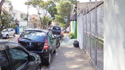 terreno residencial à venda, jardim brasil (zona sul), são paulo - te0015. - te0015