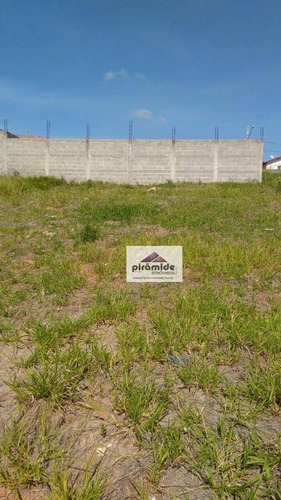 terreno residencial à venda, jardim califórnia, jacareí. - te0549