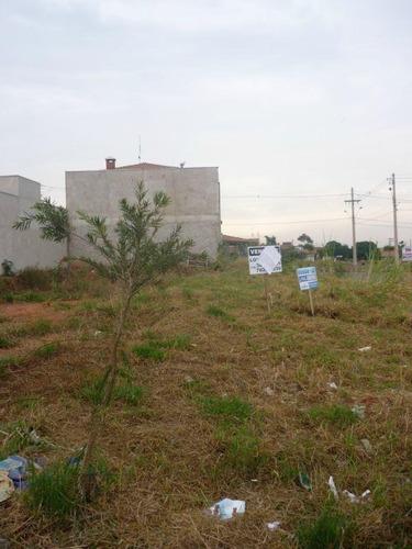terreno residencial à venda, jardim campo verde i, limeira - te0124. - te0124