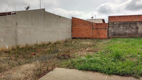 terreno residencial à venda, jardim campos verdes, nova odessa. - codigo: te0120 - te0120