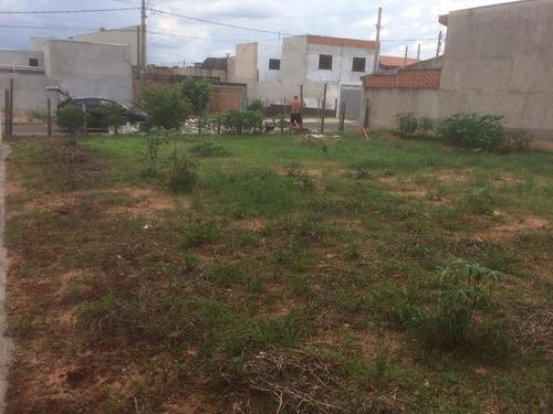 terreno residencial à venda, jardim campos verdes, nova odessa. - codigo: te0135 - te0135