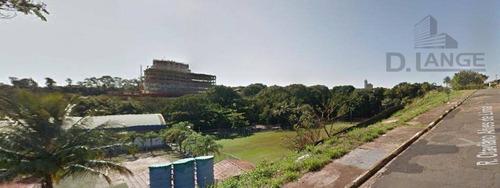 terreno residencial à venda, jardim chapadão, campinas. - te3719