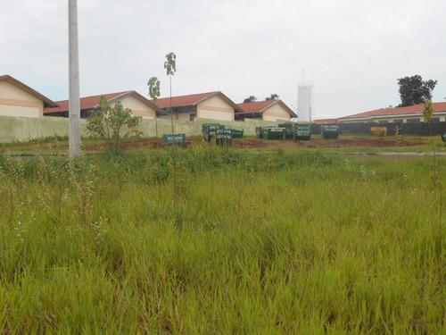 terreno residencial à venda, jardim cila de lúcio bauab, jaú. - te0018