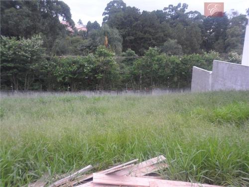 terreno  residencial à venda, jardim colibri, cotia. - te0924