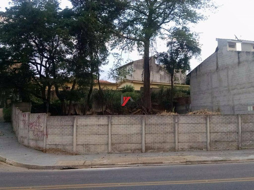 terreno residencial à venda, jardim colonial, atibaia. - te0622