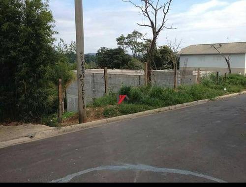 terreno residencial à venda, jardim colonial, atibaia. - te0656