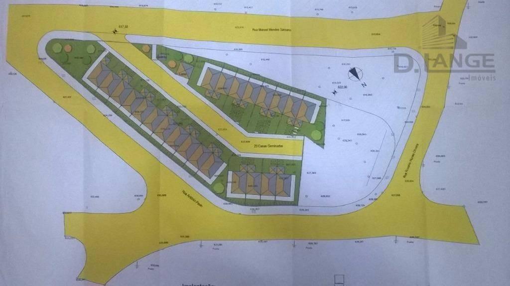 terreno residencial à venda, jardim conceição, campinas. - te3217