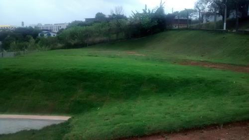 terreno residencial à venda, jardim conceição (sousas), campinas. - codigo: te0669 - te0669