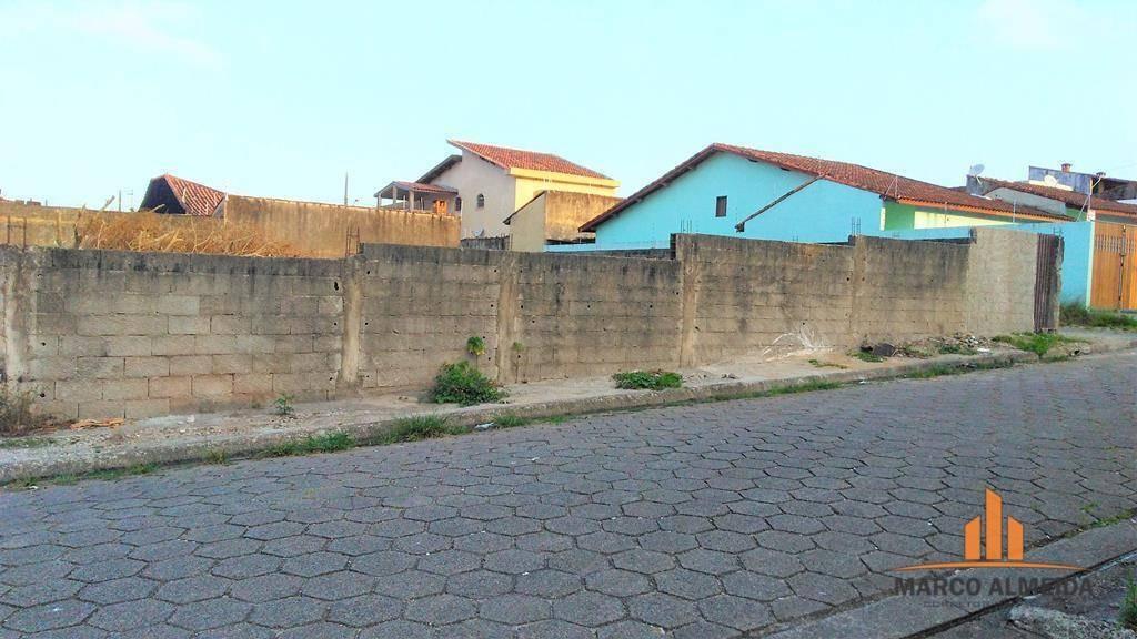 terreno residencial à venda, jardim corumbá, itanhaém. - te0022