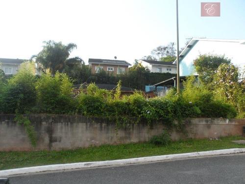 terreno  residencial à venda, jardim das paineiras, cotia. - te0972