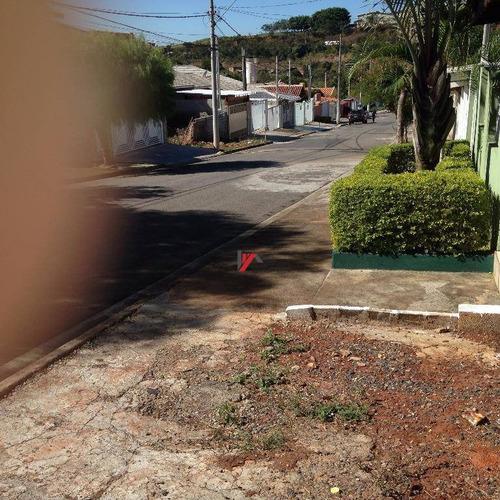 terreno  residencial à venda, jardim das palmeiras, atibaia. - te0278
