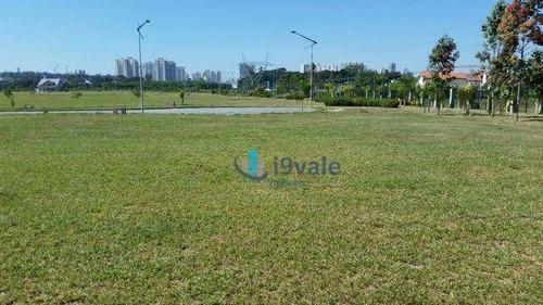 terreno residencial à venda, jardim do golfe, são josé dos campos. - te0098