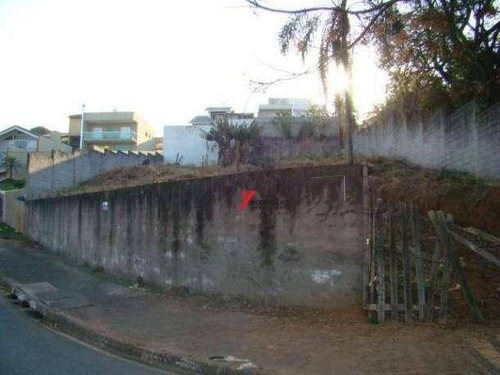 terreno residencial à venda, jardim do lago, atibaia. - te0560