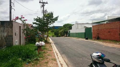terreno  residencial à venda, jardim do lago continuação, campinas. - codigo: te0450 - te0450