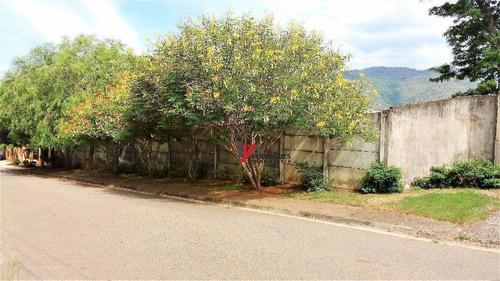 terreno residencial à venda, jardim dona carmela, atibaia. - te0473