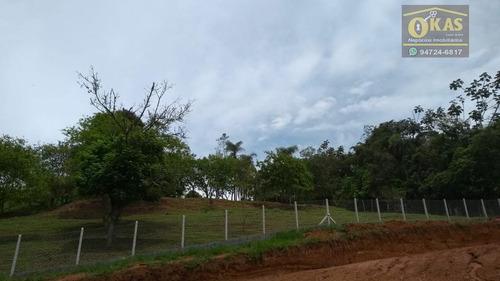 terreno residencial à venda, jardim dos eucaliptos, suzano. - te0092