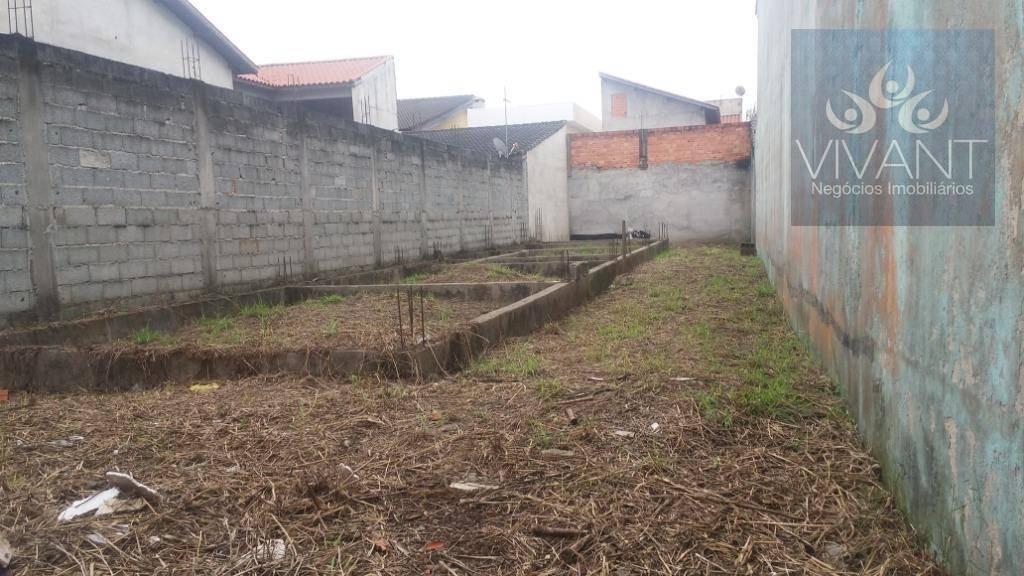 terreno residencial à venda, jardim dos ipês, suzano. - te0045