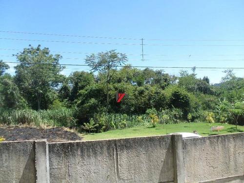 terreno residencial à venda, jardim dos pinheiros, atibaia. - te0502