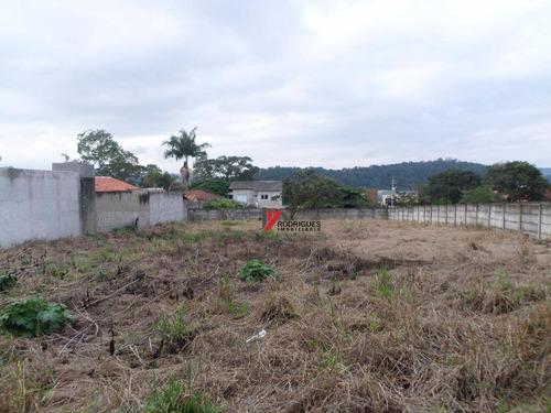 terreno residencial à venda, jardim dos pinheiros, atibaia. - te0534