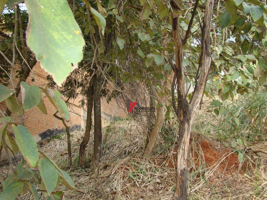 terreno residencial à venda, jardim dos pinheiros, atibaia. - te0592