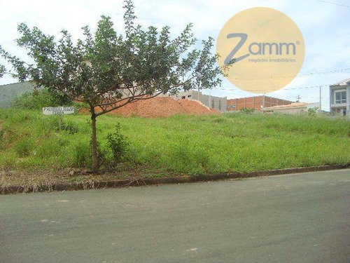 terreno residencial à venda, jardim emilia, valinhos. - codigo: te0416 - te0416